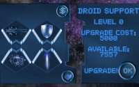 Space Shooter Ultimate - Droid Support