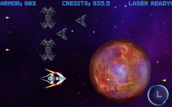Space Shooter Ultimate - Gameplay 3