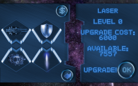 Space Shooter Ultimate - Laser Upgrade