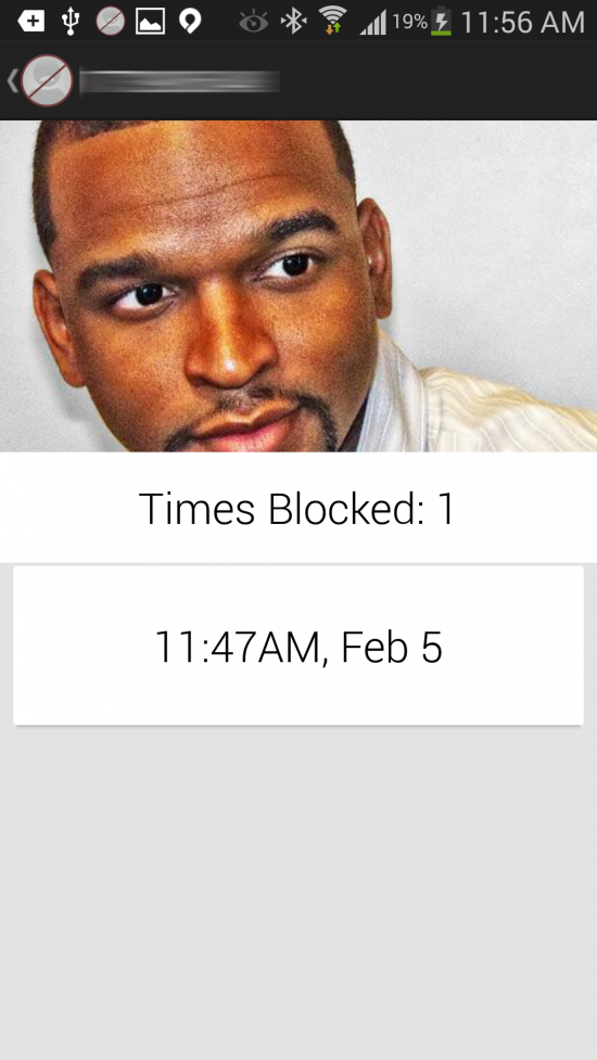 nope – Call and Text Blocker