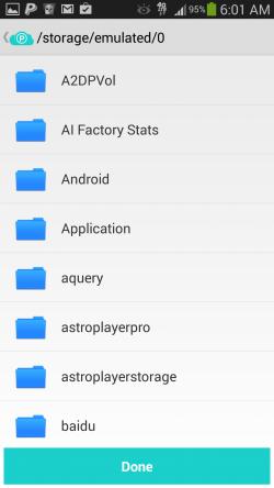 pCloud - Upload File Manager