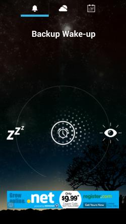 AlarmPad - Stop or Snooze Alarm