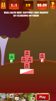 Angry Bulls - Gameplay 1