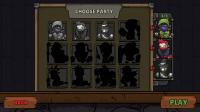 Bardbarian - Choose Party