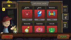 Bardbarian - Hero Upgrades