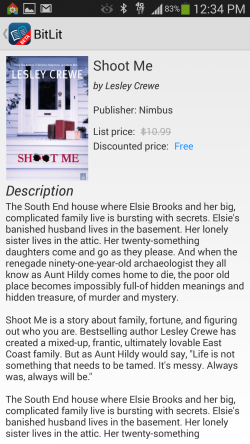 BitLit - Book Description
