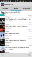 BitLit - List of Books