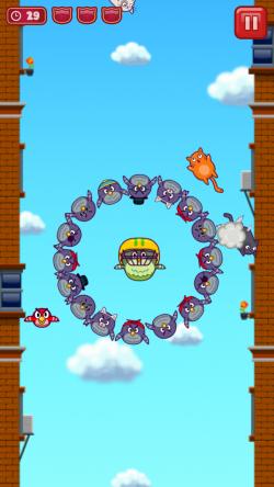 Cats Vs Birds - Gameplay 10