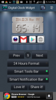 Digital Clock Widget and Tools - Gallery 1