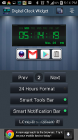 Digital Clock Widget and Tools - Gallery 2
