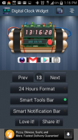 Digital Clock Widget and Tools - Gallery 6
