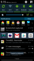 Digital Clock Widget and Tools - Smart Notification Bar