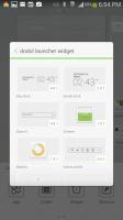 Dodol Launcher - Widgets