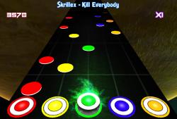 Dubstep Hero - Gameplay 1