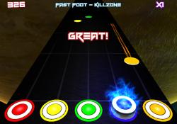 Dubstep Hero - Gameplay 2