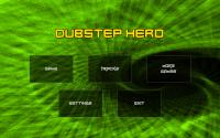 Dubstep Hero - Start Screen