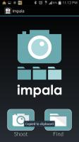 Impala - Start Screen
