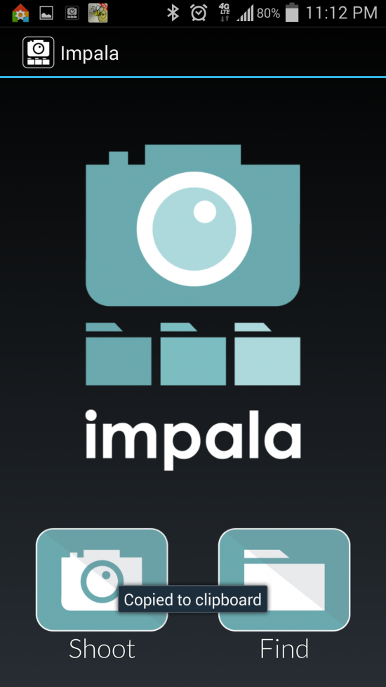 Impala – app automatically sorts your photos