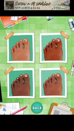 Nail Doctor - Choose Foot