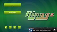 Ringgz -Start Screen