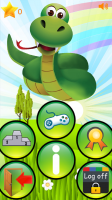 Snake Survivor - Start Screen