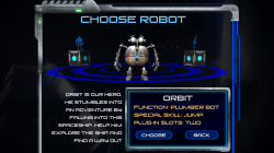 Astro Golf - Choose Bot