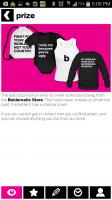 Boldomatic - Contest Prize