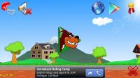 Dog Rush - Start Screen