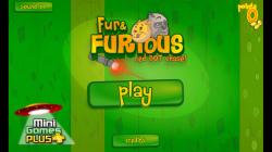 Fur and Furious - Start Screen