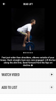Joel Parkinson Pro Surf - Photo Demonstration of Exercise