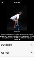 Joel Parkinson Pro Surf - Photo Demonstration of Exercise