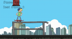 Jumpy Skater - Gameplay 4