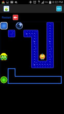 Little Green Baby Genius - Gameplay 3