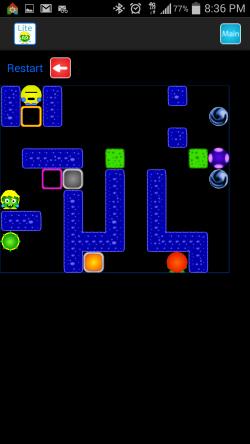 Little Green Baby Genius - Gameplay 4