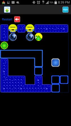 Little Green Baby Genius - Gameplay 5