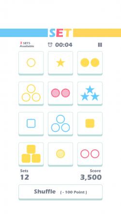 Set of Threes - Gameplay 4