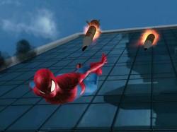 The Amazing Spider-Man 2 - Acrobatic Animation