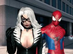 The Amazing Spider-Man 2 - Black Cat