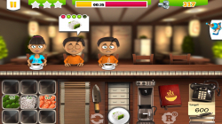 Chefs Diner Food Rush - Gameplay 1