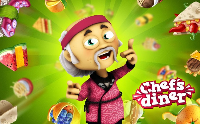 Chef's Diner: Food Rush – master culinary skills & master the kitchen