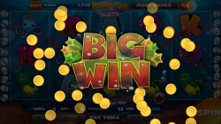 Deep Sea Slots - Big Win