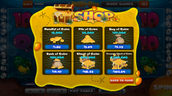 Deep Sea Slots - Buy Coins
