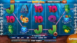 Deep Sea Slots - Gameplay 4