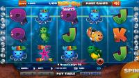 Deep Sea Slots - Gameplay 5