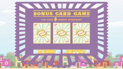 El Pinguino Run - Bonus Card Games