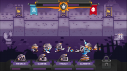 Kings League Odyssey - Gameplay 1