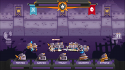 Kings League Odyssey - Gameplay 2