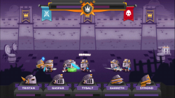 Kings League Odyssey - Gameplay 5