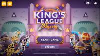 Kings League Odyssey - Start Screen