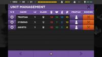 Kings League Odyssey - Unit Management